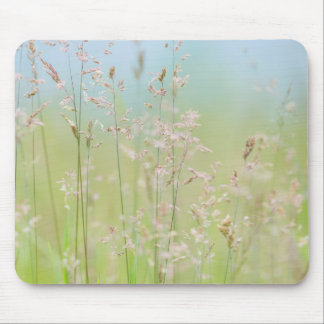 Grasses in motion mouse pad