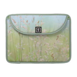 Grasses in motion sleeve for MacBook pro