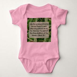 grasses infant onsie creeper