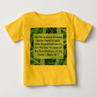grasses infant shirt