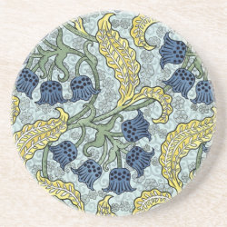 Grasset's Vintage Lily of the Valley Beverage Coasters