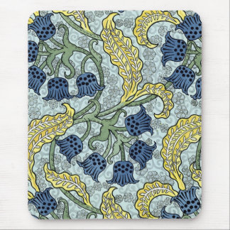 Grasset's Vintage Lily of the Valley Mouse Pad