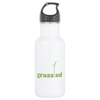 GrassFed Stainless Steel Water Bottle