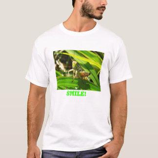 Grasshopper 1383, SMILE! T-Shirt