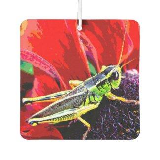 Grasshopper Air Freshener