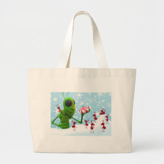 Grasshopper and the Ants Christmas Bag