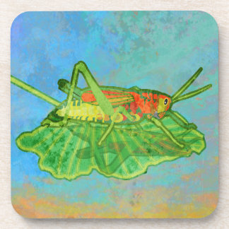 Grasshopper Beverage Coaster