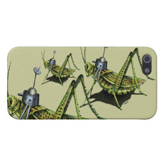 Grasshopper Controllers iPhone SE/5/5s Cover
