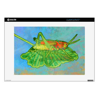 Grasshopper Decal For Laptop