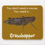 Grasshopper Design Mouse Pad