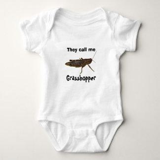 Grasshopper Design T Shirt
