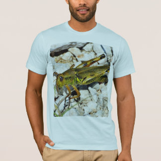 Grasshopper Insect T-Shirt