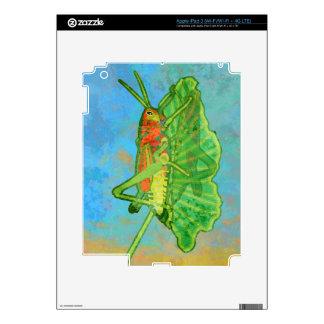Grasshopper iPad 3 Skins