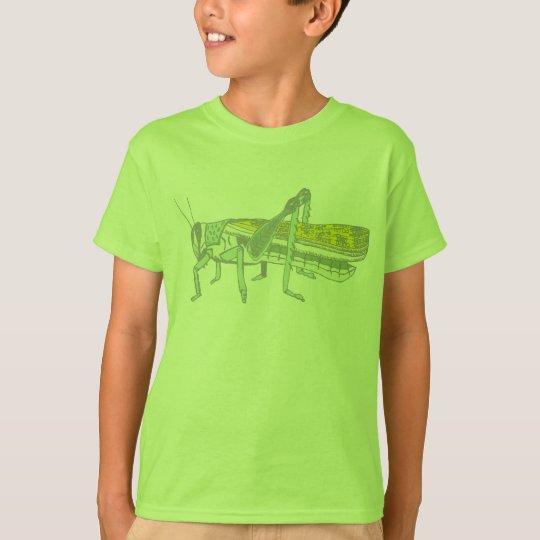 Grasshopper Kids Shirt