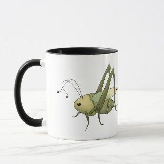Grasshopper Mug