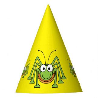 Grasshopper Party Hat