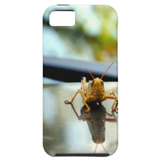 grasshopper stand off iPhone SE/5/5s case