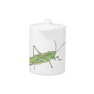 Grasshopper Teapot