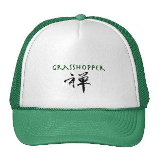 """Grasshopper with """"Zen"""" symbol Trucker Hat"""