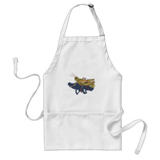Grasshoppers Adult Apron