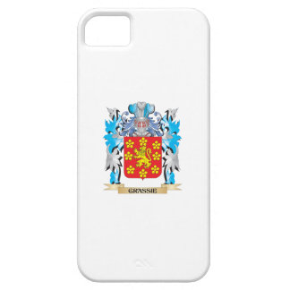 Grassie Coat of Arms - Family Crest iPhone 5 Cover