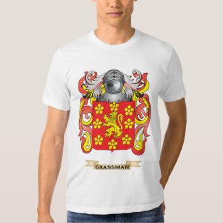 Grassman Coat of Arms (Family Crest) Shirt