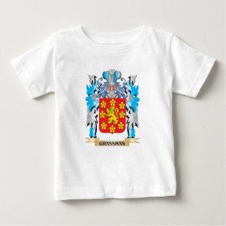 Grassman Coat of Arms - Family Crest T-shirt