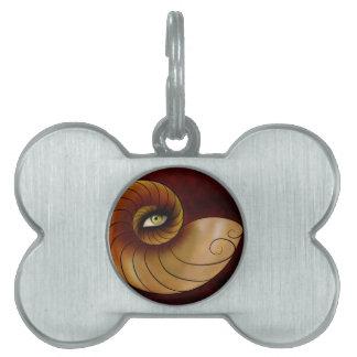 Grassonius V1 - ojo de observación Placa Mascota