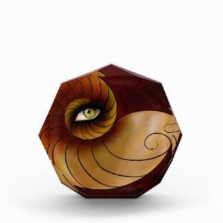 Grassonius V1 - watching eye Acrylic Award