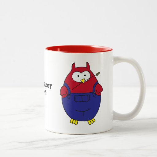 Grassroot Hoot Coffee Mug