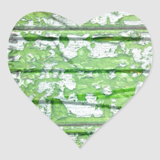 GrassrootRiddims Heart Sticker