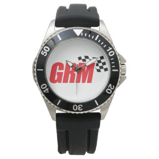 Grassroots Motorsports Men's watch