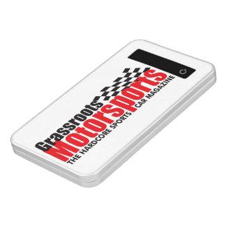 Grassroots Motorsports Power Bank