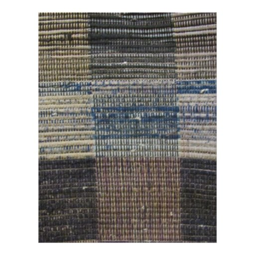 Grassy Cloth Letterhead