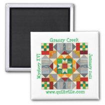Grassy Creek Magnet