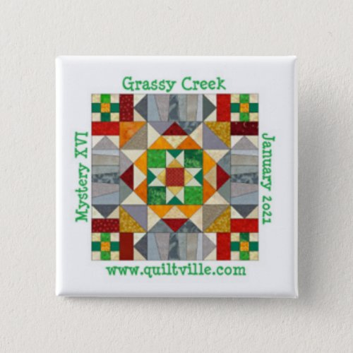 Grassy Creek Pin