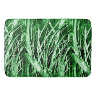 Grassy Green Bathmat