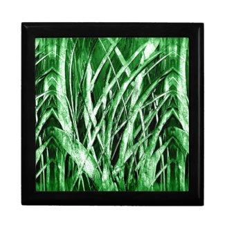 Grassy Green Gift Box