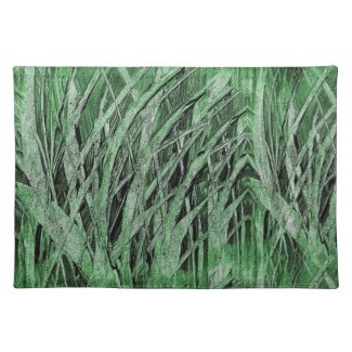 Grassy Green Placemats