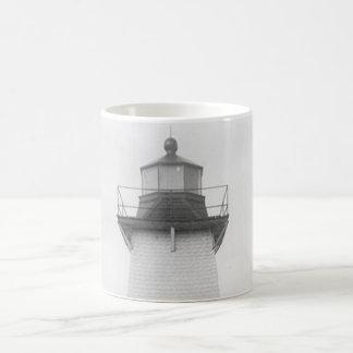 Grassy Island Range Lighthouse Coffee Mug