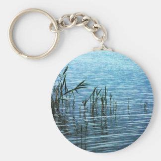 Grassy Lake keychain