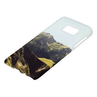 Grassy Mountain Landscape Samsung Case