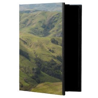 Grassy Pastures above Pacific, Cambria California Powis iPad Air 2 Case