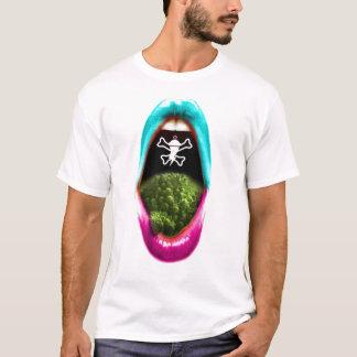 Grassy tongue T-Shirt