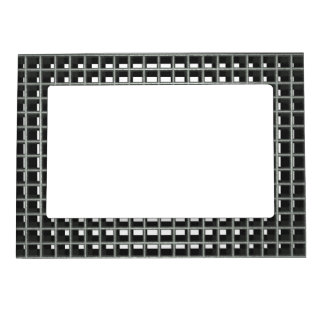 grate magnetic photo frame