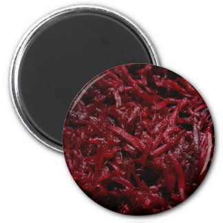 Grated red beets | magnet