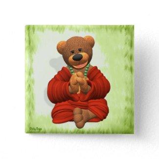 Grateful Buddha Bear