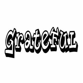 Grateful Cutout