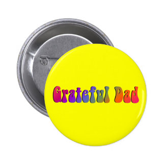 Grateful Dad Buttons