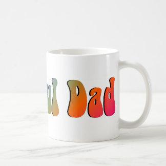 Grateful Dad Classic White Coffee Mug